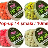 Kulki Lorpio Magic Mini 10mm pop-up 4 smaki